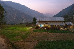 Nepal - Kharbang village