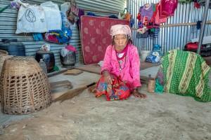 Nepal - IDP settlements
