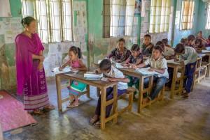 Bangladesh - Alamkhali village