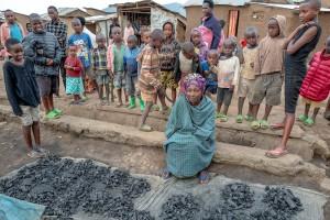 Rwanda - Kigeme Refugee Camp
